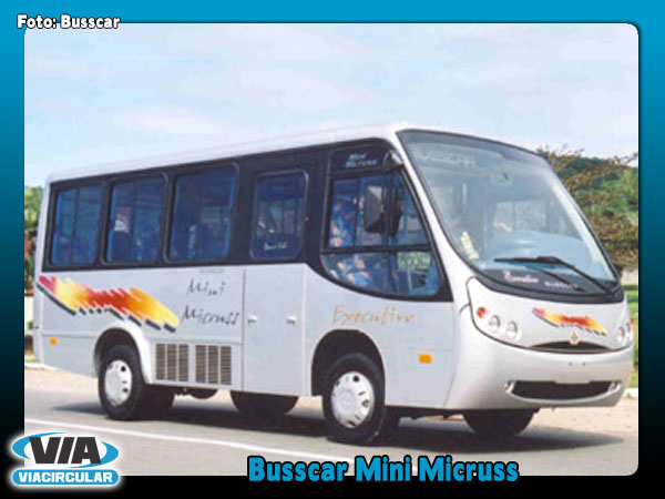 Busscar Mini Micruss
