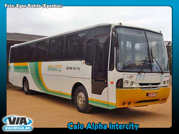 Caio Alpha Intercity