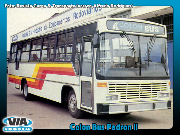 Colon Bus Padron II